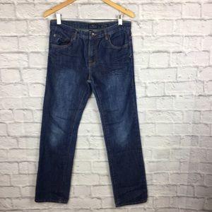 Lucky Brand Billy Straight Boys Medium Wash Jeans